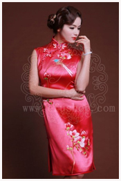 Long cheongsam
