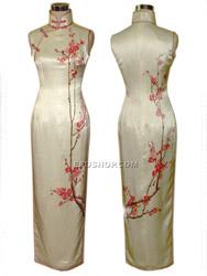 Handpainted cheongsam SQH17