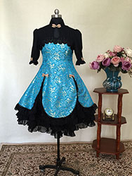 Light blue China style lolita dress