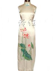 Handpainted cheongsam SQH13