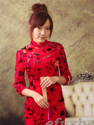 Chinese Wedding Dresses WDH36