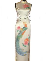 Handpainted cheongsam SQH12