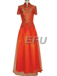 Chinese Wedding Dresses WDH02