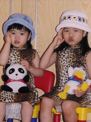 Melanie Lee&Lea Lee