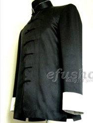 Black chinese kung Fu jacket