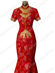 Chinese Wedding Dresses WDH22
