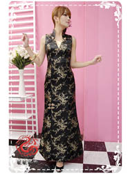 Black with golden plum SMS85
