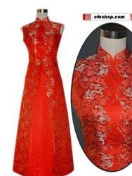 Chinese Wedding Dresses WDH13