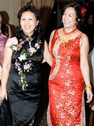 Catherine & Wai Wah Li