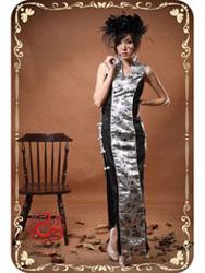 modern cheongsam dress SMS27