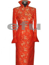 Chinese Wedding Dresses WDH05