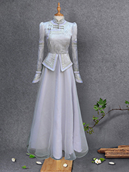 Modern dignity mongolia clothing