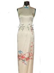Handpainted cheongsam SQH07