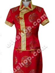 Chinese Wedding Dresses WDH21