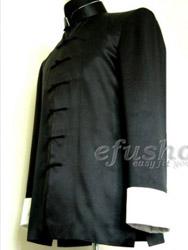Black chinese kung Fu jacket