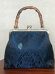 Chinese brocade handbag 1