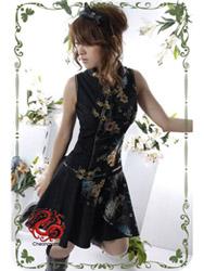 Black dress SMS84