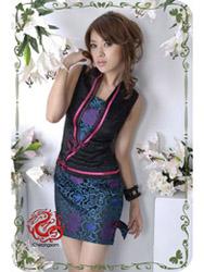Black dress SMS86